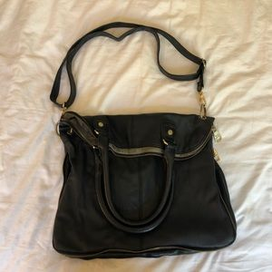 Steve Madden Foldover Shoulder Bag